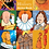 Thumbnail: Heroes & Villains of History Sticker Book Yellow