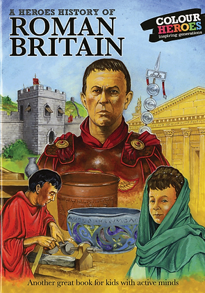 A Heroes' History of Roman Britain