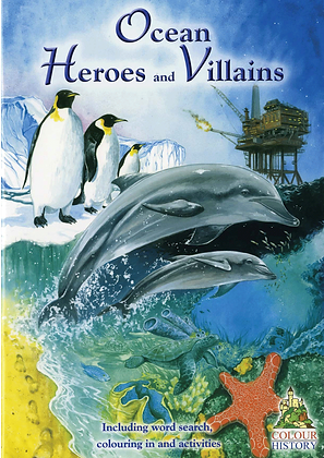 Oceans Heroes and Villains