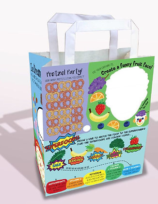 200 Farm Design Activity Bags