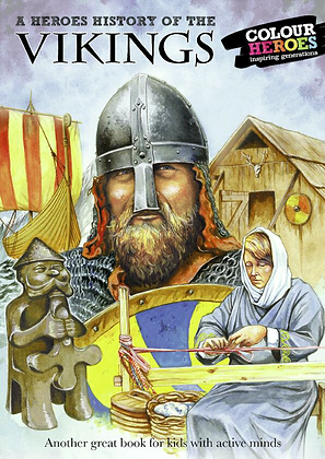 A Heroes' History of the Vikings