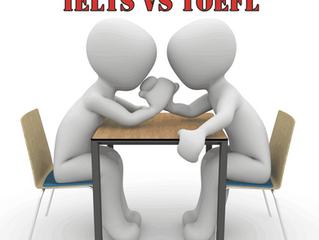 IELTS или TOEFL?
