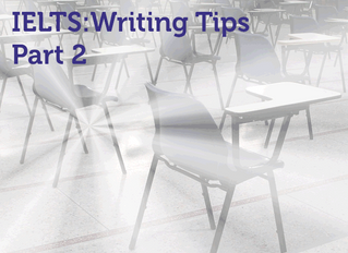 Советы по IELTS Writing. Часть 2