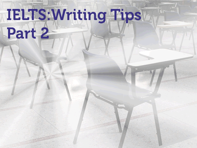 IELTS Writing tips 2