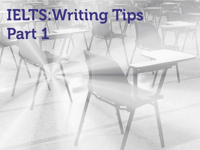 IELTS writing tips 1