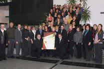 Signature de la Charte pour la concertation 2010