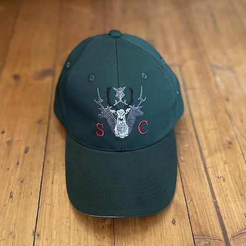 SC Basecap dunkelgrün
