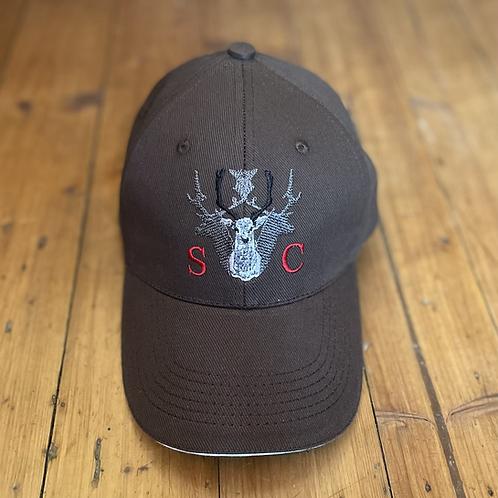 SC Basecap braun
