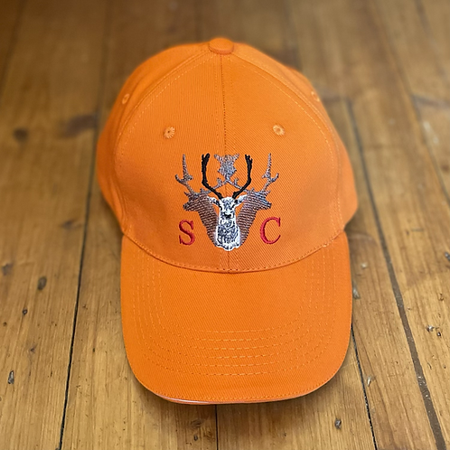 SC Basecap orange