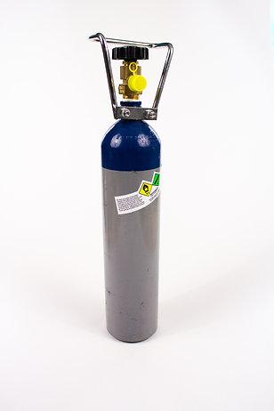 2 kilo lachgas tank