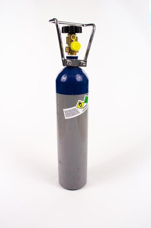 10 kilo lachgas tank