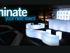 On Tour Events Talks Mobile LED Bars, LED Furniture & Custom-Manufactured Seating for Events