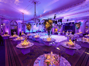 Making Sure Your Wedding Lighting Is Right On Your Big Day