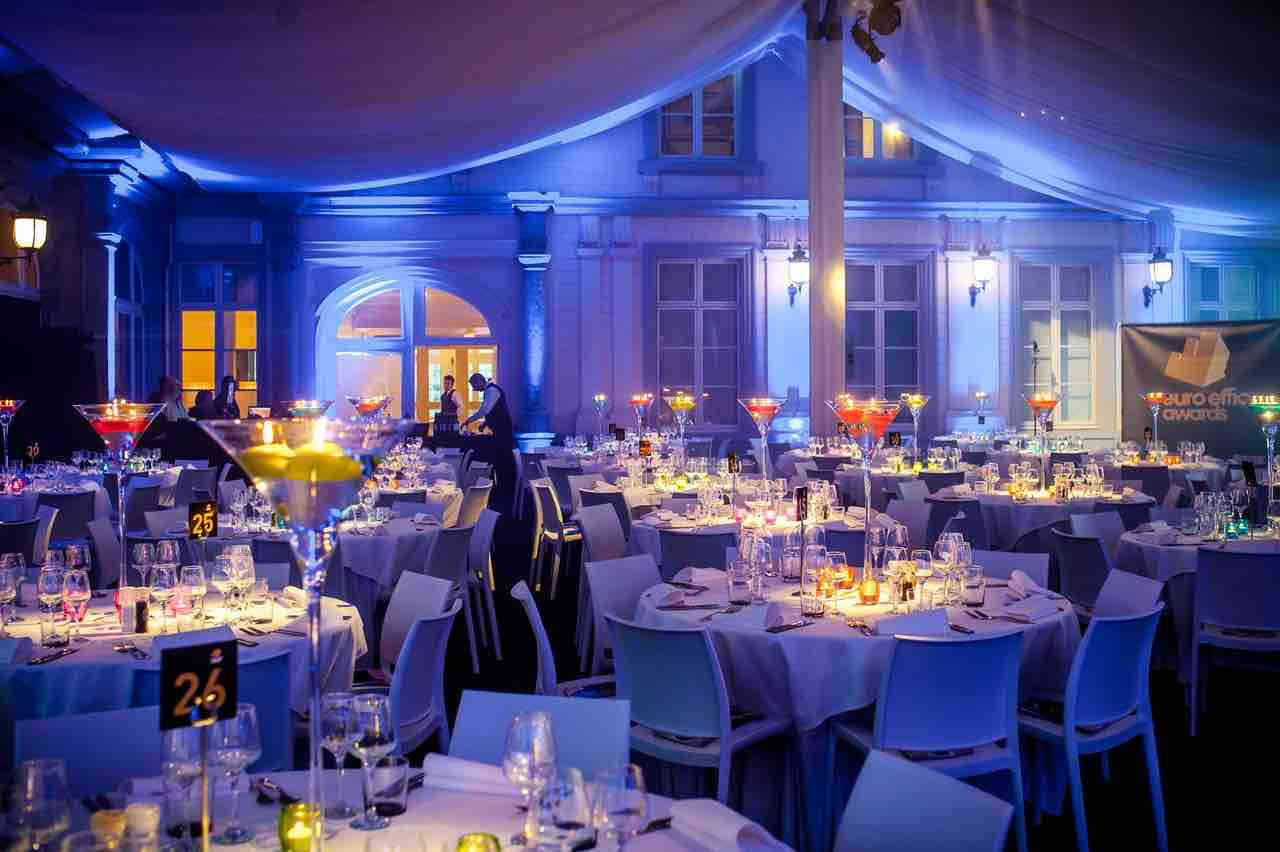 0166 Gala Dinner Event Production Servci
