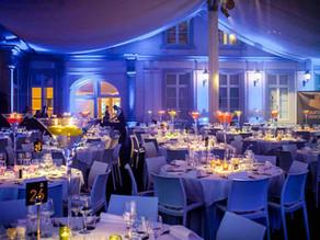Wedding Uplighters Change The Way Your Wedding Venue Feels & Looks