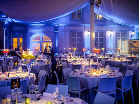 Wedding Uplighters Change The Way Your Wedding Venue Feels & Looks