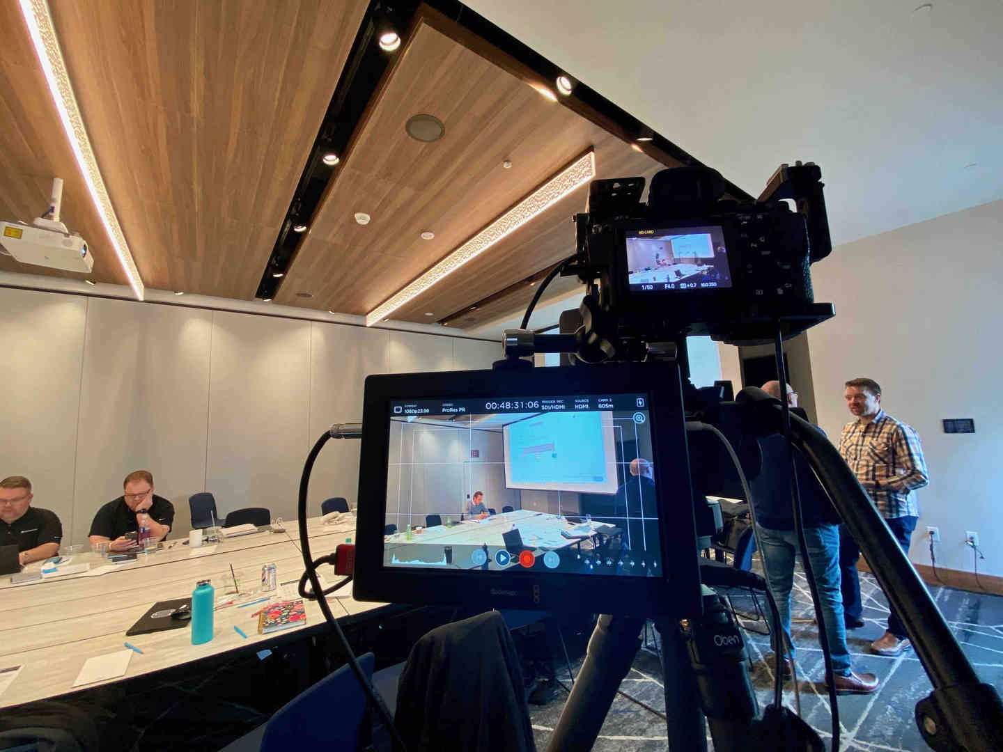 Conference Live Streaming Services in London