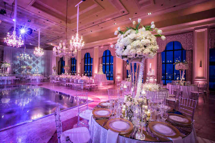 Hire uplighters in London