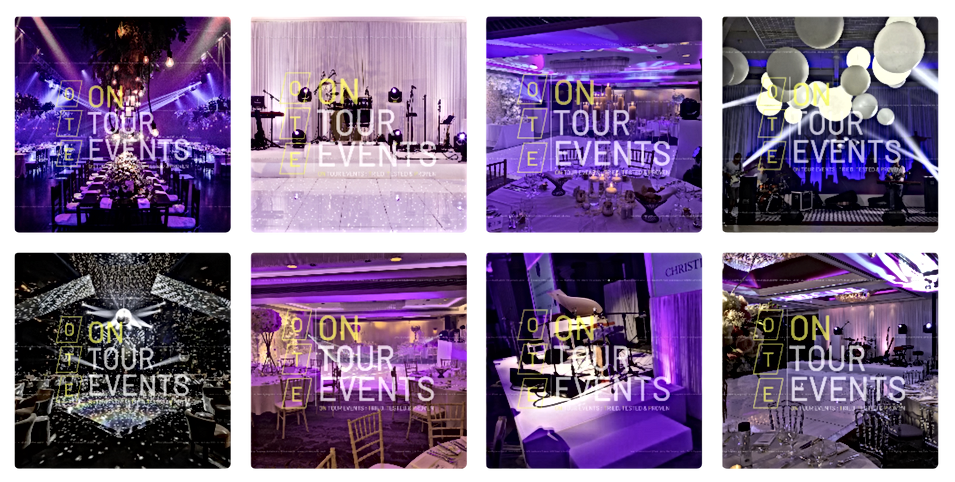 Event Lighting & Production Services