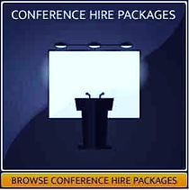 Conference Hire Page