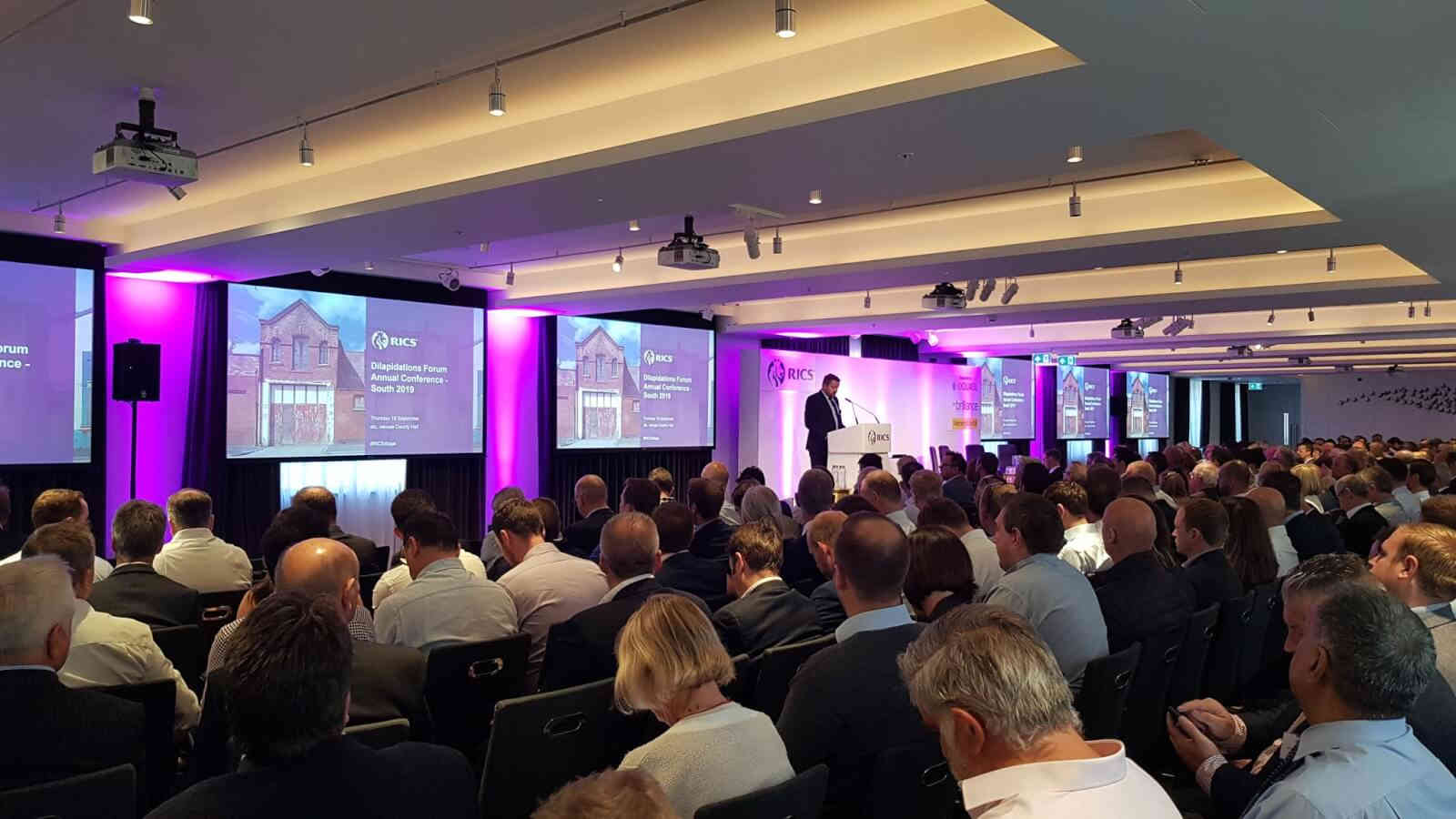 Projector Screen Hire London for London event