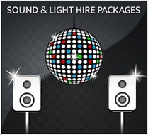 Sound & Light Hire Packages