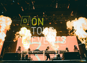 On Tour Events Provides Technical Event Services for Socially-Distanced Music Festival in London UK