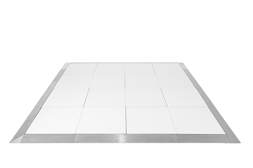 20Ft White Dance Floor
