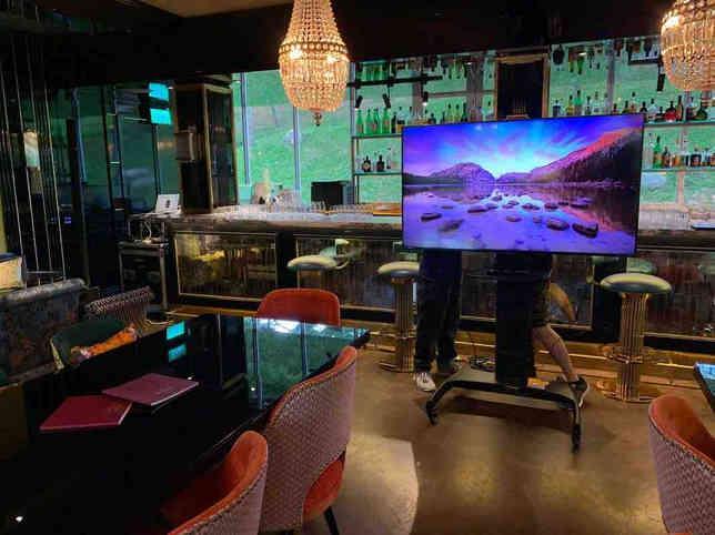 Conference TV Screen in London Venue