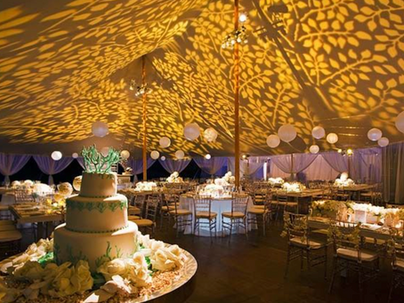 What Is Wedding Texture Lighting? On Tour Events Explains What Wedding Texture Lighting Is