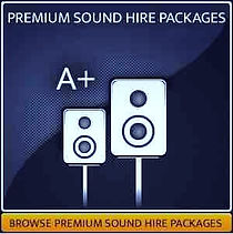Sound System Hire Service in Heathrow