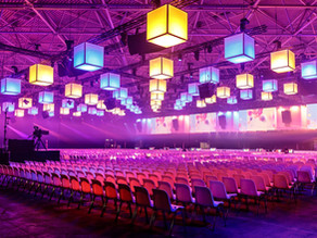 Why Should You Hire A Technical Event Production Hire Company for Your Award Show or Gala Dinner?