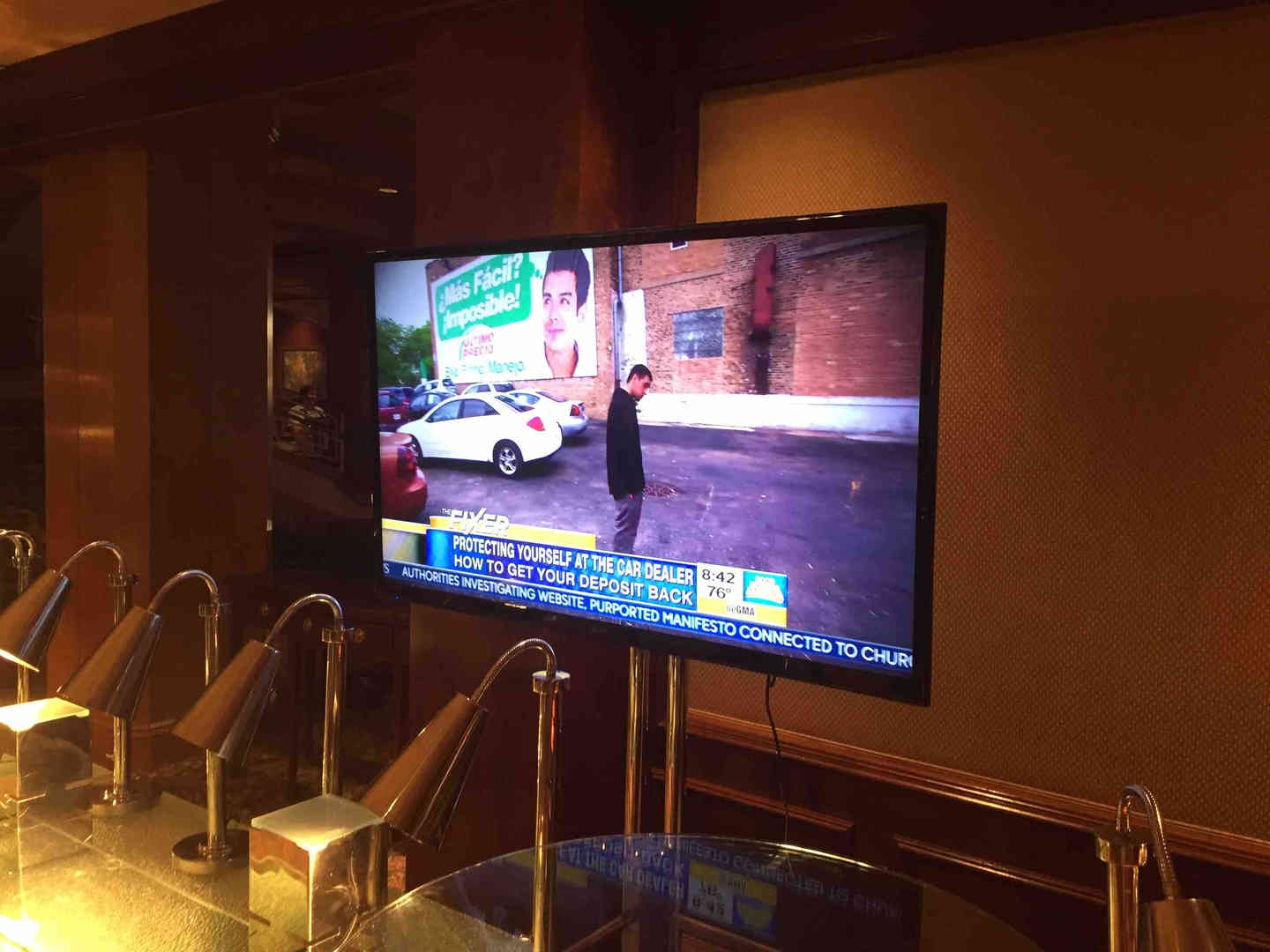 Large TV Screen Hire in London