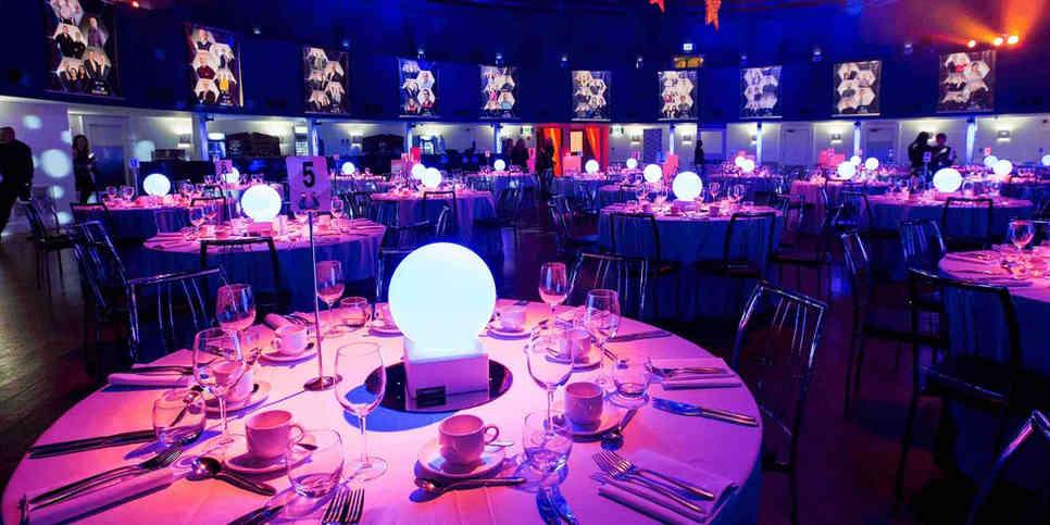 0171 Gala Dinner Event Production Servci