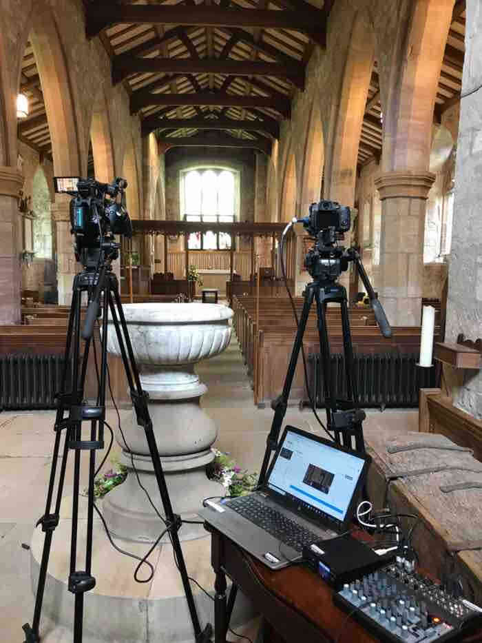 live streaming funeral services London