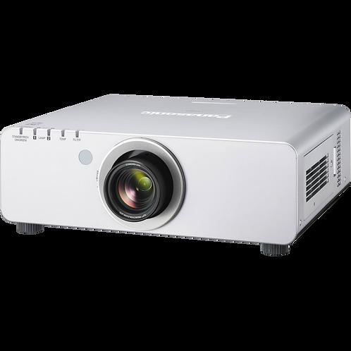 Panasonic 7000-Lumen Projector Hire London
