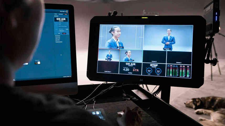 Live Streaming Equipment London