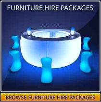 LED Furniture Hire Page