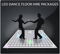 Dance Floor Hire Packages