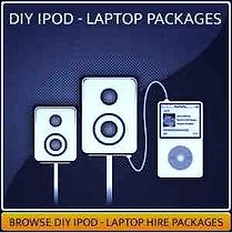 DIY Ipod Speaker Packages