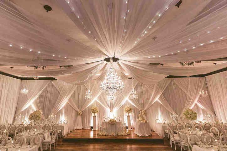 Wedding Marquee Lighting Hire London