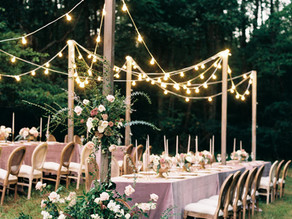 Looking for Wedding Lighting Hire in London? Check Our New Wedding Production Page