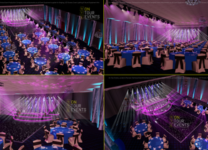London Based On Tour Events Talks Wedding Lighting Design & What Lighting Equipment to Hire.