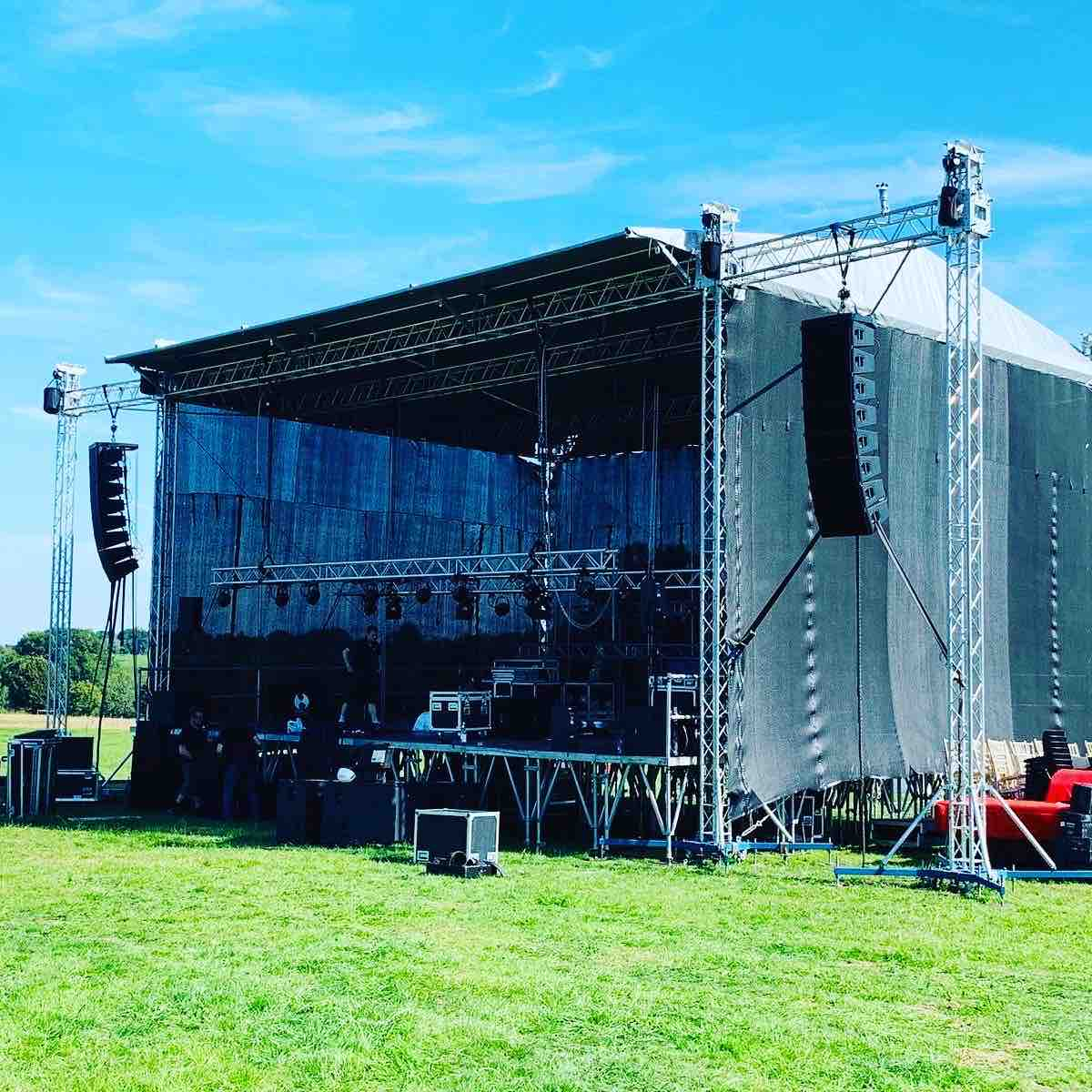 Heathrow Stage Hire