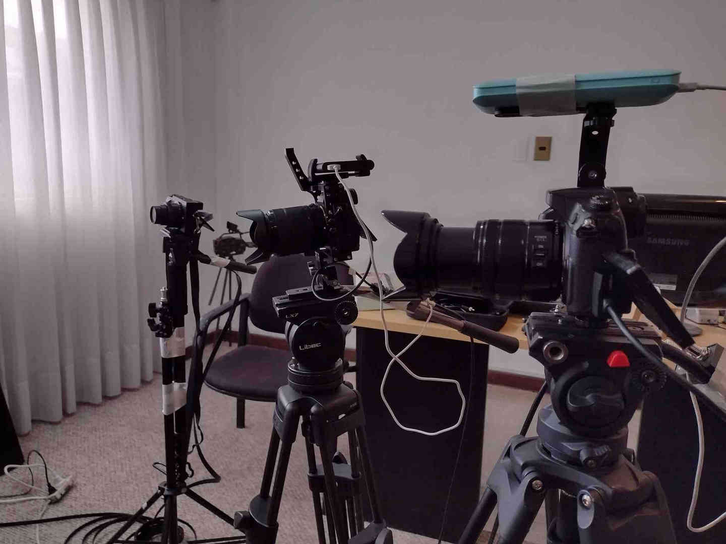 Hire live streaming event equipment