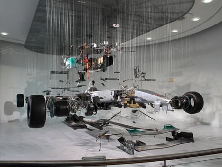 On Tour Events Supplies Production Services To Mercedes Benz World Located In Weybridge, Surrey.