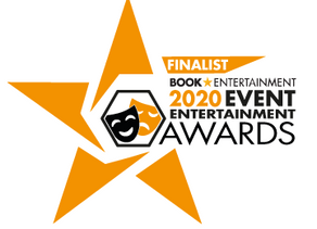 On Tour Events Are Finalists For The Prestigious 2020 Event Entertainment Award For London Companies