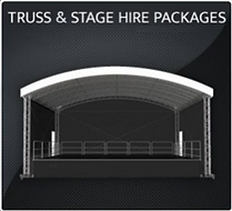 Stage Hire Packages