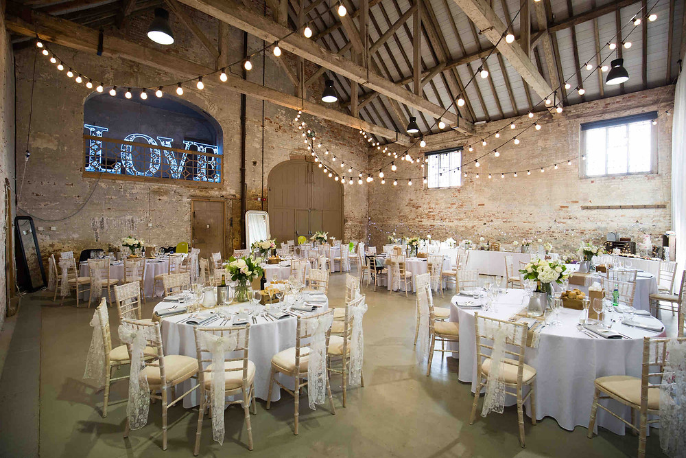 ON Tour Events Provides Wired & Wireless LED Uplighters For Wedding & Events Across London & Surrey