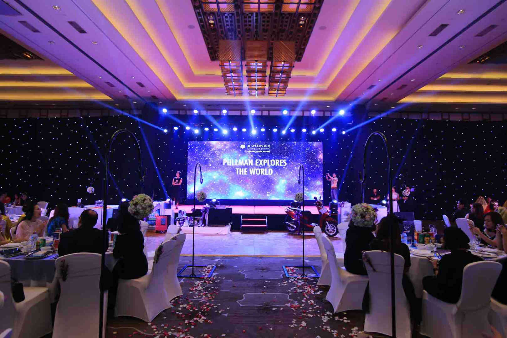 0167 Gala Dinner Event Production Servci